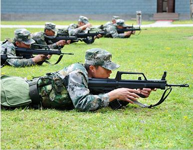 西安軍事化夏令營