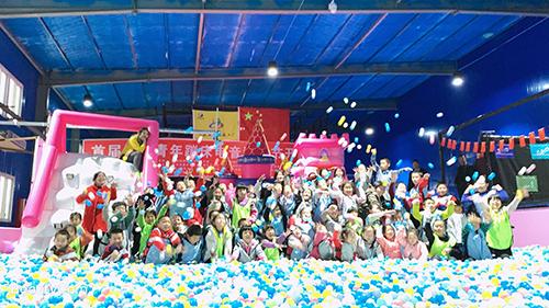 西安青少年冬令营活动圆满结束!